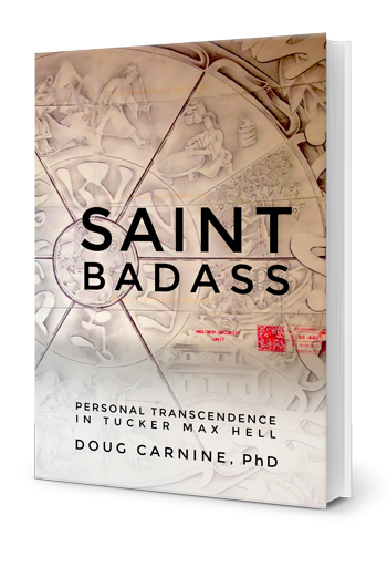 Saint Badass Letters from Prison: an unlikely discovery of personal transcendence
