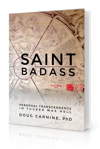 Saint Badass Letters From Prison an unlikely discovery of personal trancendence