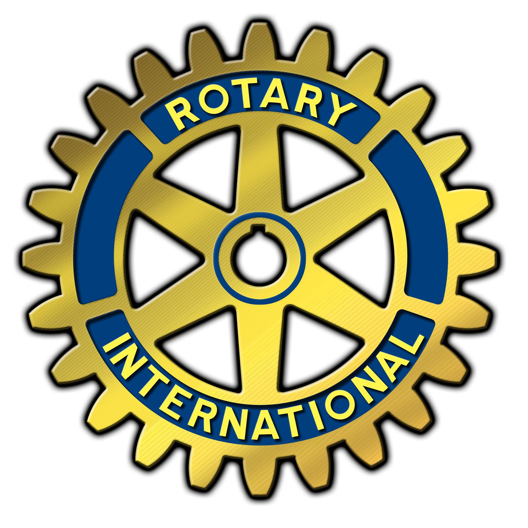 Rotary International Logo, Mindful Community Participation